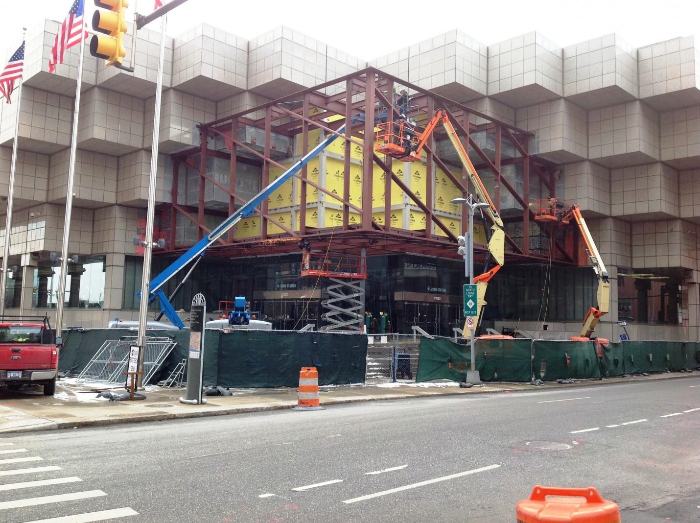 Cobo Center Renovation