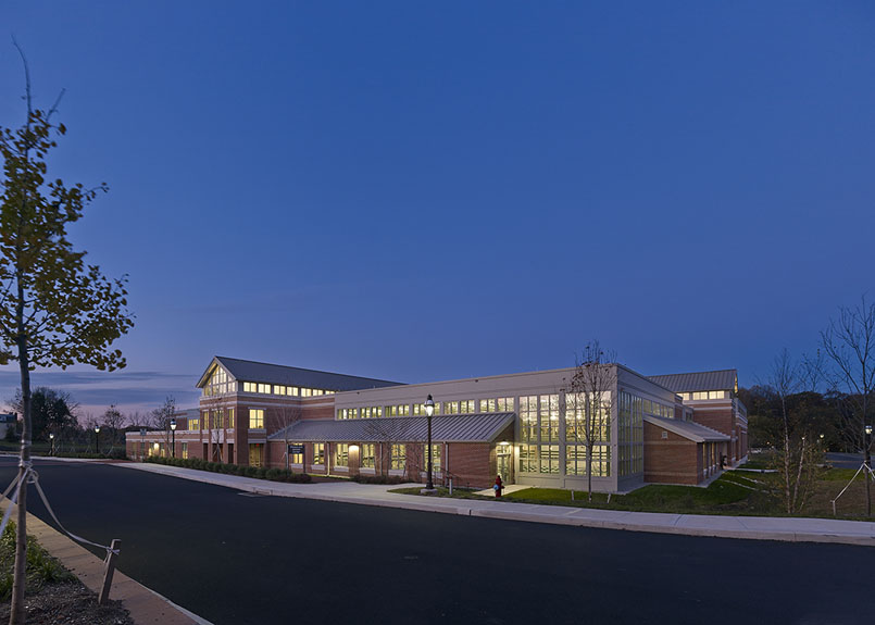 George School Fitness and Athletics Center